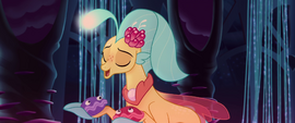 "Princess Skystar ""of course, of course"" MLPTM"