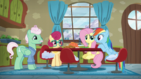 Rainbow Dash 'And it was super awesome of you to invite me too!' S6E11