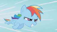 Rainbow about to do a Buccaneer Blaze S1E03