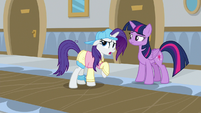 Rarity -was your cover blown-- S8E16