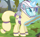 Rarity hazmat suit ID S4E7