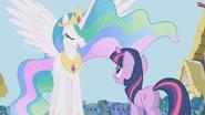 S01E02 Celestia daje Twilight nowe zadanie