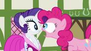 S03E03 Pinkie patrzy w oczy Rarity