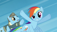 S05E15 Rainbow i Wind Rinder