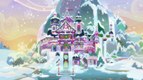School of Friendship exterior at Hearth's Warming S8E16
