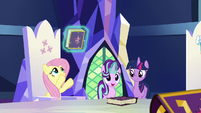 "Starlight ""I learned the spell years ago"" S7E14"