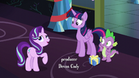 Starlight --I just find it all a little silly-- S6E8