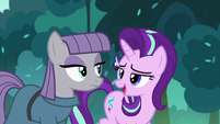 "Starlight Glimmer ""she always calms down"" S7E4"