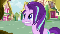 Starlight Glimmer looking very freaked S7E2