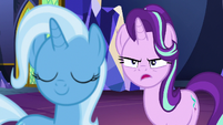 "Starlight bitter ""thanks for bringing that up"" S7E2"