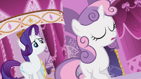 Sweetie Belle 'if you don't wanna spend time with me' S3E06