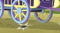 Trixie's wagon hits bump in the road S8E19