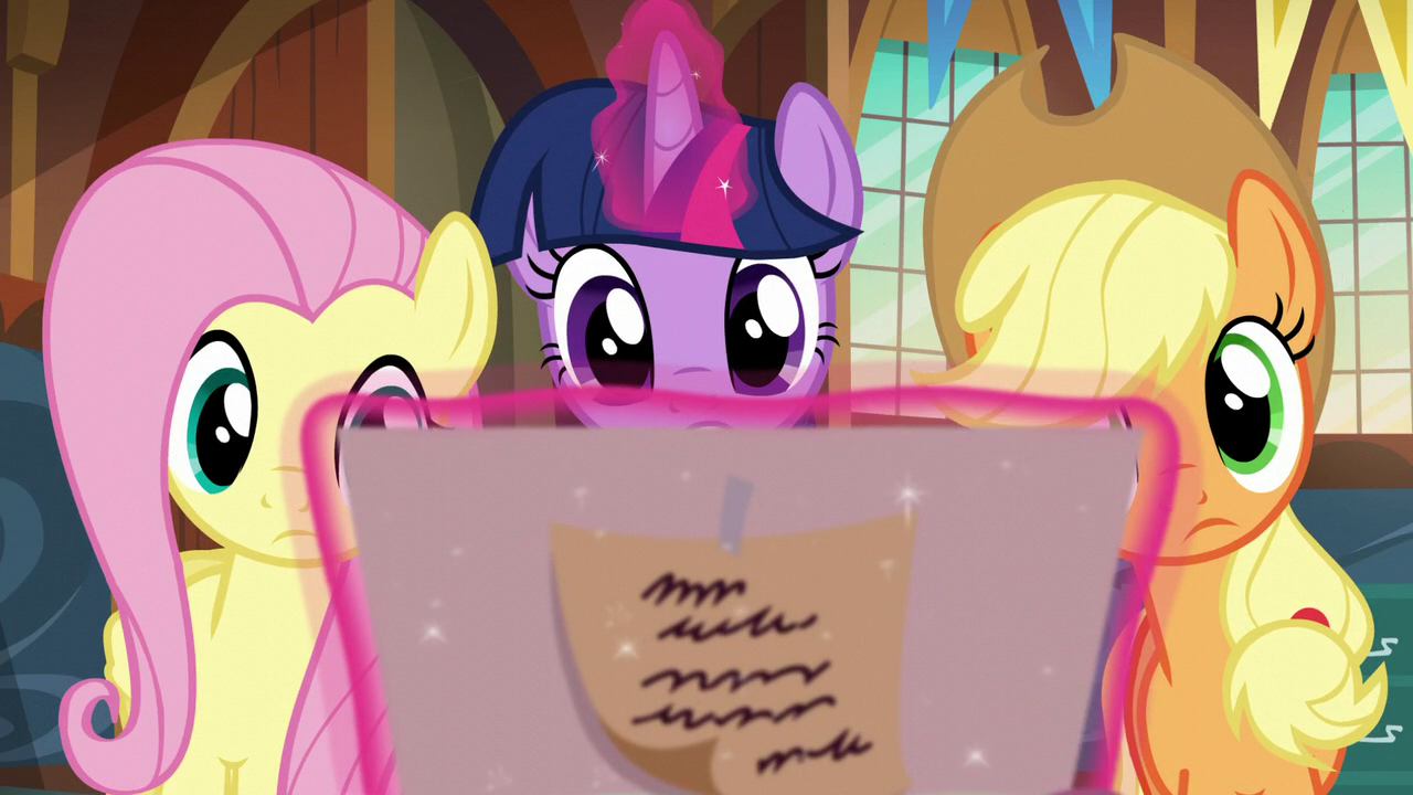 Image twilight fluttershy and aj look at birth certificate twilight fluttershy and aj look at birth certificate s5e19g aiddatafo Images