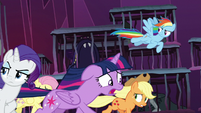 "Twilight ""we have to get out of here"" S8E26"