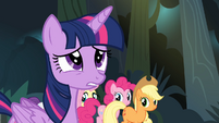 Twilight '...she works alone!' S4E04