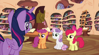 Twilight -Maybe not- S4E15