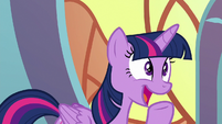 Twilight -they did learn friendship!- S8E2