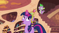 Twilight puts on Element of Magic S03E13