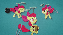 Apple Bloom performing talents uncontrollably BFHHS4