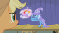 Applejack watches The Great and Powerful Trixie S01E06.png