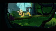 Daring Do's First Appearance S2E16