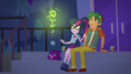 Fireflies flying out of Twilight Sparkle's backpack EGDS7.png