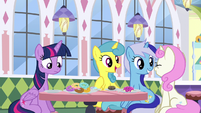 Lemon -Anypony up for a blast from the past- S5E12