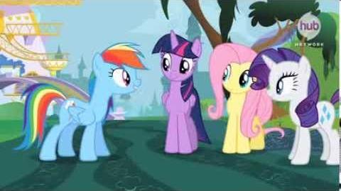 My Little Pony Friendship is Magic Season Premiere (Clip)