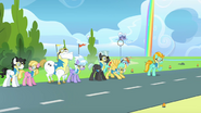 Pegasi before flag hunt 12