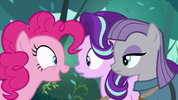 """Pinkie """"your favorite kind of omelette cupcake"""" S7E4"""