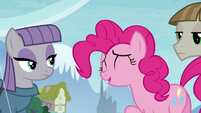 Pinkie Pie -one teensy-weensy disagreement- S8E3