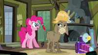 "Pinkie Pie and Cranky ""it's awfully pretty"" S02E18"