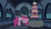 Pinkie Pie falling asleep S2E24