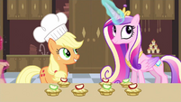 Princess Cadance yum S2E26