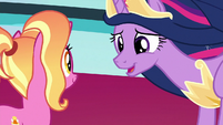 "Princess Twilight ""I think you'll see it, too"" S9E26"