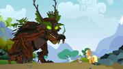 Rei lobo de madeira T03E09