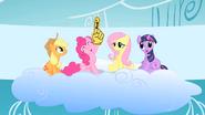 S01E16 Pinkie kibicuje przyjaciółkom