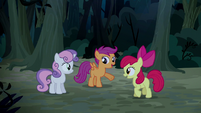 "Scootaloo ""he's been looking at his cutie mark wrong"" S5E6"