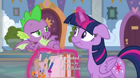 "Spike ""we got plenty of time"" S9E3"