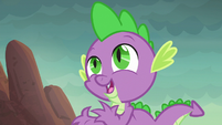 """Spike """"what if we worked together?"""" S6E5"""