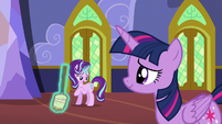"Starlight ""lucky to have such understanding friends"" S6E21"