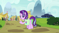 "Starlight Glimmer ""you want to help?"" S7E4"