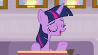 "Twilight ""a Teacher of the Month-type job"" S8E9"