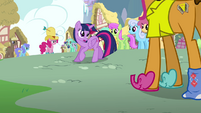 Twilight 'All right, everypony' S4E12