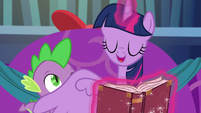 Twilight --everypony has their reasons for doing things-- S06E08
