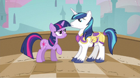 Twilight when did you S2E25
