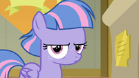 Wind Sprint glaring at Quibble again S9E6