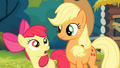 Apple Bloom 'She does make a pretty good point' S4E09.png