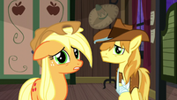 Applejack -you really wanna take that chance-- S5E6