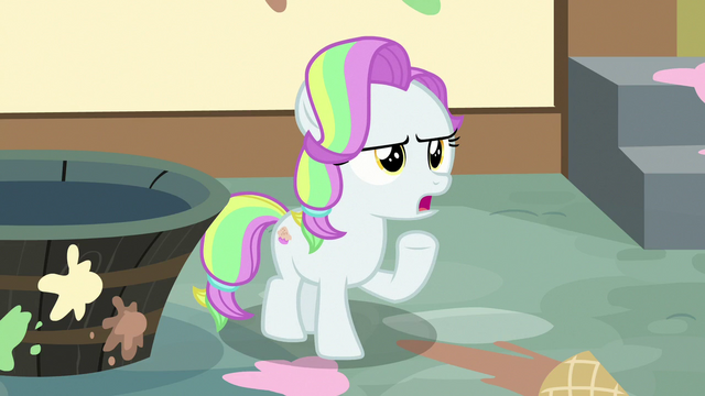 """File:Coconut Cream """"that was meant for"""" S7E14.png"""